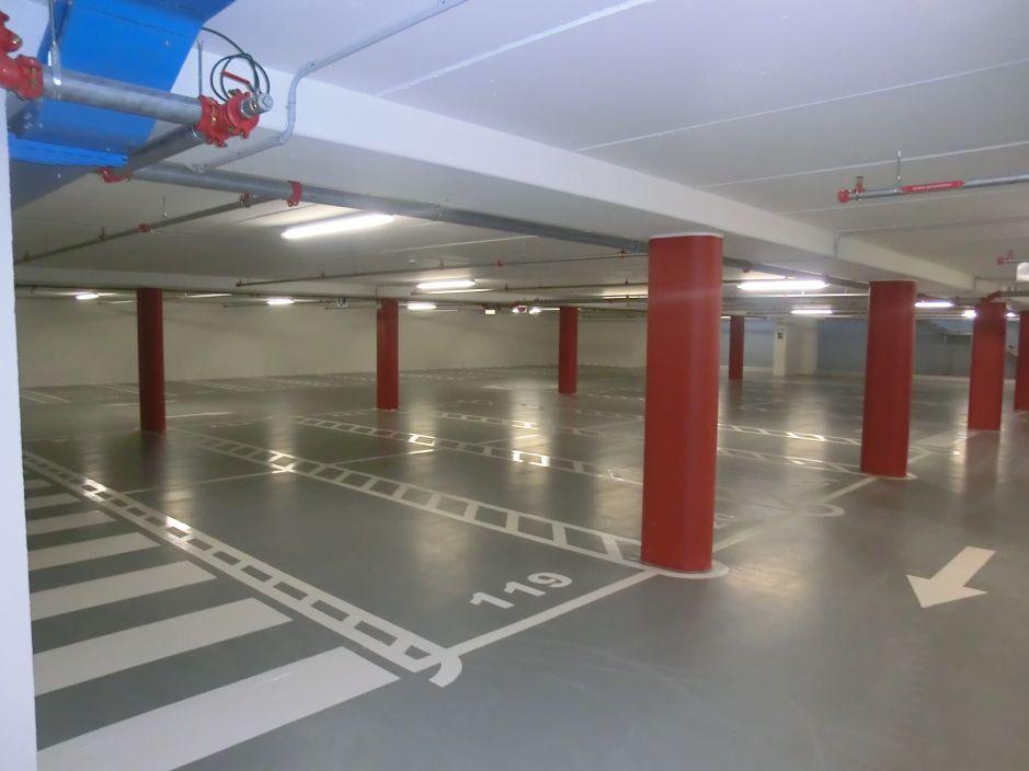 Costruzione parcheggio multipiano interrato impresa - Parcheggio interrato ...