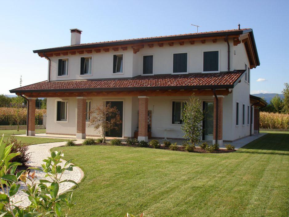 costruzione casa unifamiliare con interrato impresa